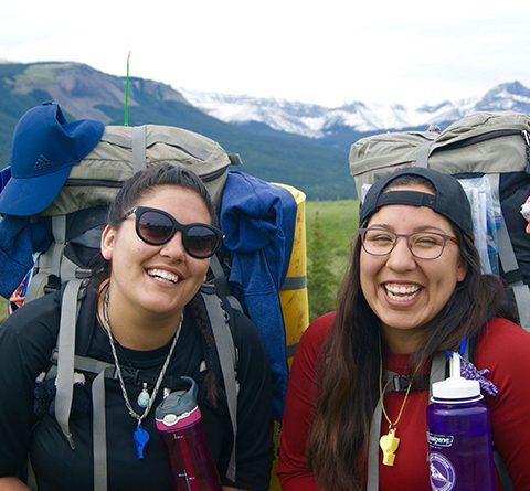 IAEA-young-indigenous-women-laughing