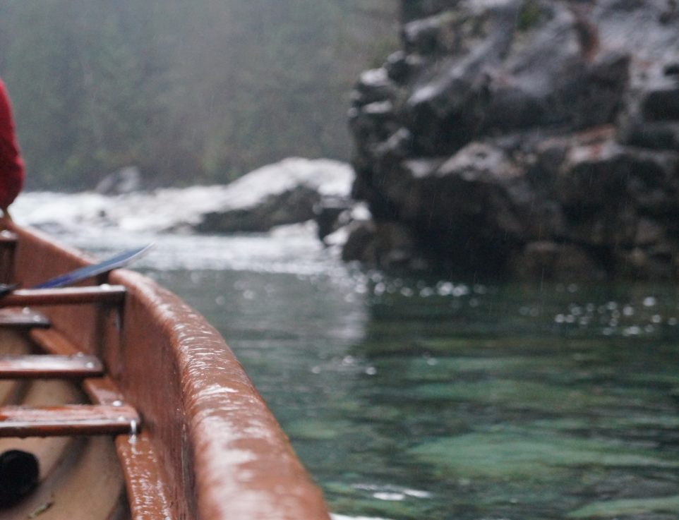 canoeing ontario whitewater