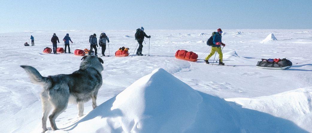 North Pole Arctic Reach beyond