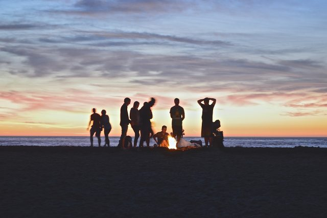 fire-night-camping-urban-youth